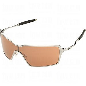 Men Oakley Probation Iridium Metal Sunglasses