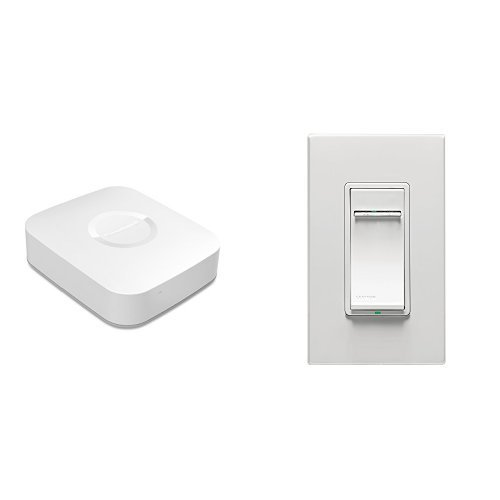 Cheap Samsung SmartThings Hub and Leviton DZMX1 Dimmer Bundle