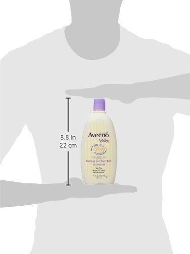 销量第一,Aveeno Baby婴儿薰衣草舒缓沐浴露 532ml图片