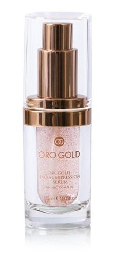 oro gold skin care:Oro Gold 24k Gold Facial Expression Bionic Complex Serum - Night Images