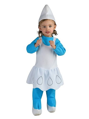 Smurfette Costume Toddles