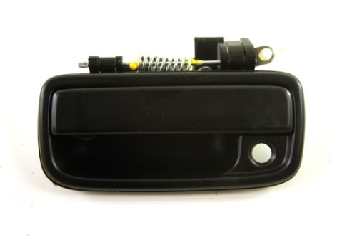 Genuine Toyota Parts 69220-35020 Exterior Driver Side Front Door Handle (98 Toyota Tacoma Parts compare prices)