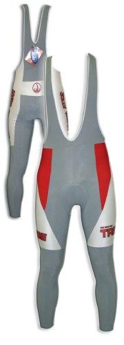 Buy Low Price JOLLYWEAR Cycling Thermal Bib Tights (JW WHITE collection) (B002Z8GY8C)