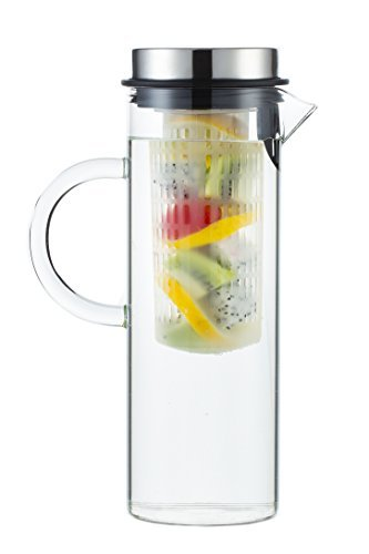 perlli-elegant-fruit-infusion-water-pitcher-glass-water-pitcher-for-lemon-fruits-herbs-ice-tea-more-