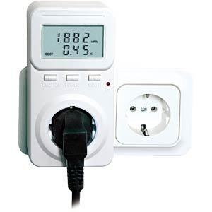 EnergiekostenMessgerät * KD 302 von profitec® energiekostenmessgerät Strom sparen mit EnergiekostenMessgerät – Test 31os3Bm 2B4rL