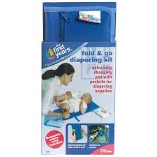 3-in-1 Fold and Go Changing Kit