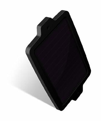 GSM CYC-SOL2W 2 Watt 12 Volt Amorphous Solar Panel Battery Maintainer, Black from GSM LLC