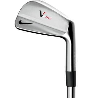 Nike Golf Victory Red Pro Blades Irons, Set of 8 (3-PW, Left Hand, Steel, Regular, Standard)