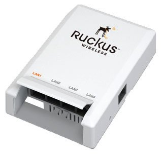 Ruckus ZoneFlex 7025 (901-7025-US01) Multiservice 802.11n Wired/Wireless Wall Switch