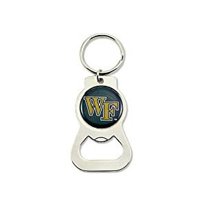 Buy NCAA Wake Forest Demon Deacons Bottle Opener Key Ring by aminco