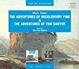 Huckleberry Finn: AND The Adventures of Tom Sawyer (Junior Classics)