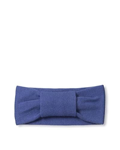 Portolano Women's Cashmere Headband, Winter Blue