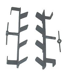 Bar Holder Attachment for Power Rack 2\