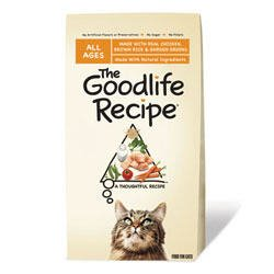 The Goodlife Recipe Wholesome Delights Chicken & Beef Flavor Cat Treats