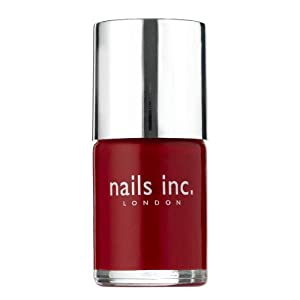Nails Inc Victoria And Albert Classic Red Nail Polish 10ml