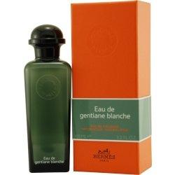 Hermes Eau De Gentiane Blanche unisex perfume by Hermes Eau De Cologne Spray 3 3 oz