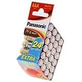 Panasonic Pro Power Batterie Micro/AAA/LR03 (24-er Bonus Pack)