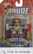 Buy Low Price Spin Master Tech Deck Dude Ridiculously Awesome Street Crew #089 Shanks Figure (B002FS4YOS)