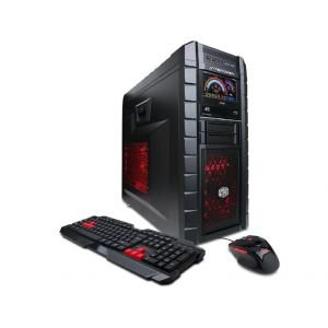 CyberpowerPC Gamer Aqua GLC2200 Desktop (Red/Black) from CyberpowerPC