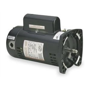 Buy 1 hp 3450rpm 48Y Frame 230 volts Square Flange Pool Pump-Energy Efficient replacement motor AO Smith #QC1102 (AO Smith Electric Motors, Lighting & Electrical, Electrical, Electric Motors)