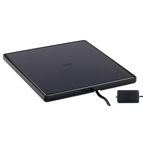 RCA ANT1650F/ANT1650R Flat Digital Amplified Indoor TV Antenna