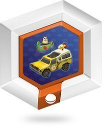 Disney Infinity Series 2 Disc Pizza Planet Truck - 1