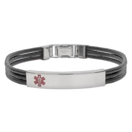 Medical ID Alert Bracelets by Fiddledee IDs