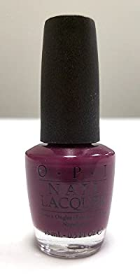 "OPI Washington DC Collection Nail Lacquer ""Kerry Blossom"" NL W65"