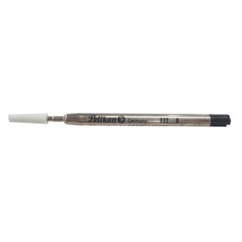PELIKAN Lot de 6 recharges de grande capacité pour stylo-bille 337, B,