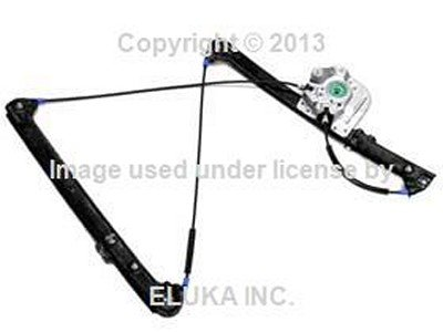 Bmw Genuine Window Regulator Without Motor (Electric) Front Left For X5 3.0I X5 4.4I X5 4.6Is X5 4.8Is