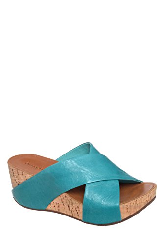 Mars Slide Mid Wedge Sandal