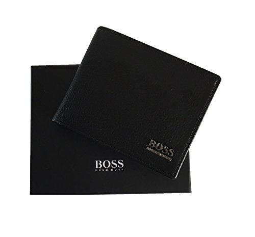 Hugo Boss , Portafogli  Uomo Nero  nero Taglia unica