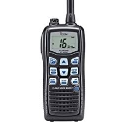The Amazing Quality Icom M36 Floating Handheld VHF Radio