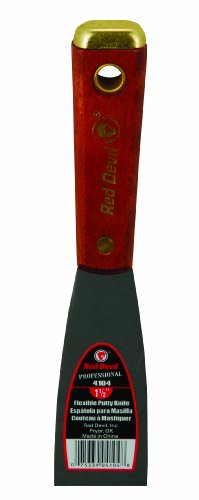 Red Devil 4104 1.5-Inch Flex Putty Knife