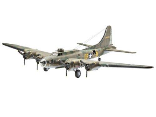 Revell-04279-Modellbausatz-B-17F-Memphis-Belle-im-Mastab-172