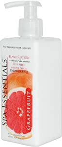 Natural Hand Lotion with AHA's and Super Fruits, Grapefruit, 10 Fluid Ounce