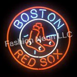 Boston RED SOX Handcrafted Neon Light Sign 16x11 Lower Price + Lower Shipping Rate the Best Offer! at Amazon.com