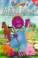 Barney's Animal Homes Lift & Peek - 1
