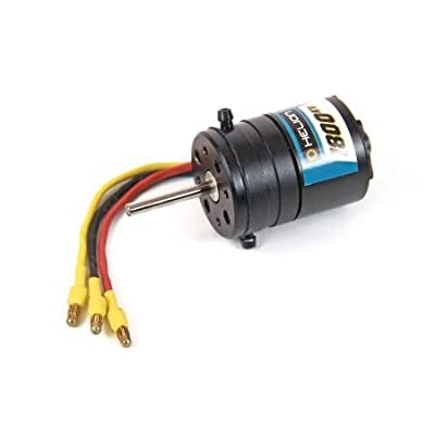 Helion HLNB0037 1800KV Water-Cooled Waterproof Brushless Motor: Rivos