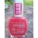 Maybelline Express Finish Polish #651 PINK BURST
