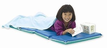 Kindermat Heavy-Duty Blue/Teal 1-Inch Thick - 1