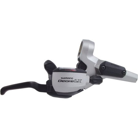 Shimano ST-M585 LX Dual Control Disc Shift/Brake Lever 9 Speed Set
