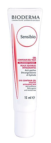 Bioderma Sensibio Eye Contour Gel (japan import)