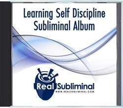 Personal Development Series: Learn Self Discipline Subliminal Audio CD by Real Subliminal