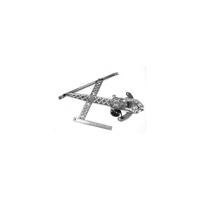 Dorman 740 848 Front Driver Side Replacement Power Window Regulator for Select Ford Models