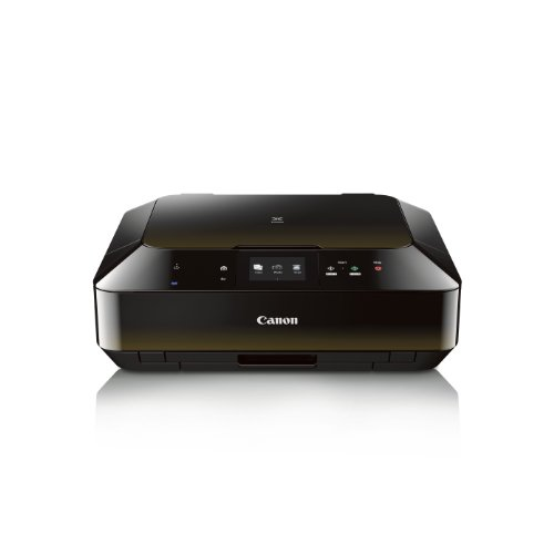 Learn More About Canon PIXMA MG6320 Black Wireless Color Photo Printer with Scanner and Copier