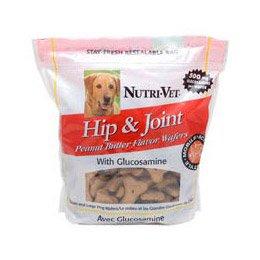 Nutri-Vet Hip & Joint Peanut Butter Large Dog