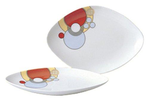 noritake-bone-china-di-frank-lloyd-wright-diamanti-di-design-per-la-tavola-torta-di-coppia-piatto-im