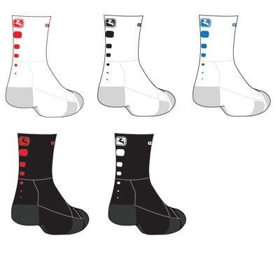 Giordana 2015 FR-Carbon Tall Cuff Cycling Socks - GI-S2-SOCK-FRTA