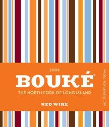 2008 Bouké Red Wine The North Fork Of Long Island 750 Ml